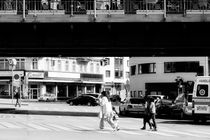 Straßenszene von Bastian  Kienitz