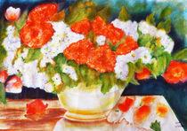 Blumenstrauß im Krug von Irina Usova