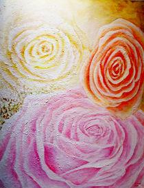 Drei Rosen by Irina Usova