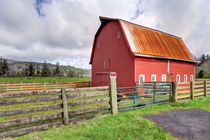 Red Barn by timbo210