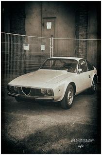 Alfa-Romeo Junior Zagato von Nicole Frischlich