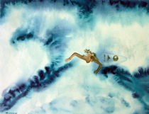 Surfer by Irina Usova