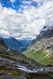 Berge in Norwegen by Rico Ködder