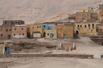 Egyptian Village by peter-adam