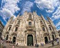 Duomo di Milano by Alessandro Carpentiero