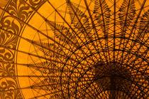 Sonnenschirm orange von peter-adam