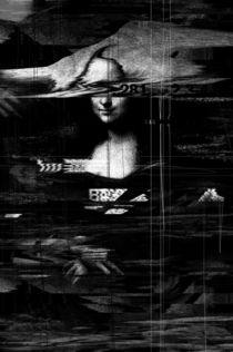 Mona Lisa Glitch von nicebleed