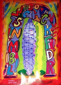Kunstsiegel-Frieden von Barbara Richter