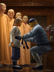 Young Shaolin von Tobias Goldschalt