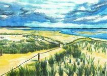 Durchatmen, Strand Nordsee von anel