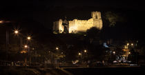 Oystermouth Castle Swansea von Leighton Collins