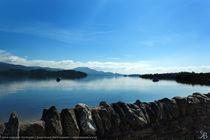 Loch Lomond by Kiara Black