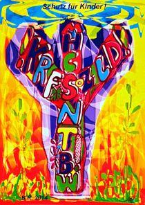 Kunstsiegel-Schutzschild für Kinder! von Barbara Richter