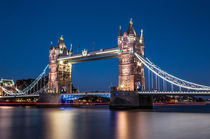 London Tower Bridge II by elbvue