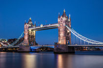 London Tower Bridge I by elbvue