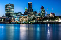 City of London I by elbvue