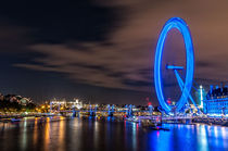 London Eye I von elbvue