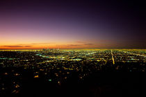 Sunrise LosAngeles by Jim Corwin