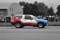 1978 AMC Pacer Dragster Colorkey by Mark Gassner