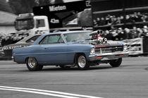1966 Chevrolet Nova Dragster Colorkey von Mark Gassner