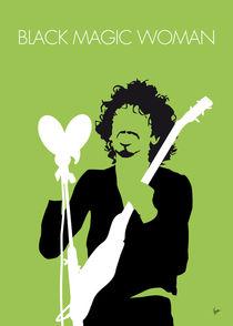 No046-my-santana-minimal-music-poster
