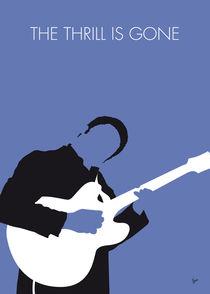 No048-my-bb-king-minimal-music-poster