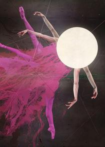 Ballet dancer von Mihalis Athanasopoulos