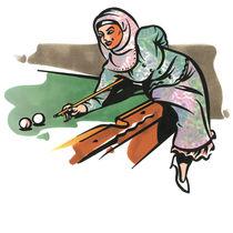 Hijabsnooker