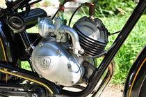 1952 NSU Quick Motor von Mark Gassner