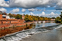 Chester by the River by Roger Green