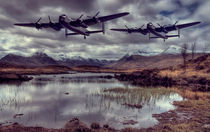 Last two lancasters by Sam Smith