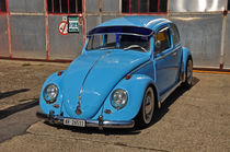 VW Käfer by Mark Gassner