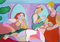 Schilderij-vrouwengesprek-twandevos