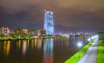 Skyline Frankfurt VI von photoart-hartmann