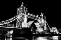 Tower Bridge Opening by David Pyatt