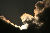 Bat in the clouds von atari-frosch