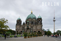 Berliner Dom by MaBu Photography