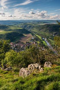Lemberg-Blick auf Oberhausen 2 von Erhard Hess