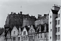 Edinburgh Castle von David Pringle