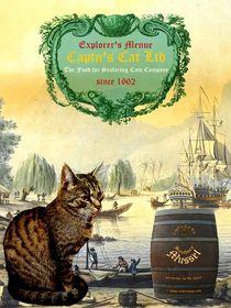 Captn's Cat Ltd. - Explorers Menue von Wolfgang Schwerdt