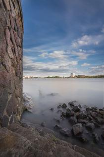 Die Elbe gefiltert. by Jan Adenbeck