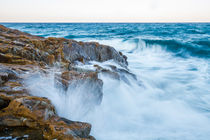 wild sea by moxface