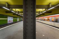underground station von moxface
