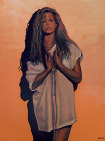 Kim Basinger by Paul Meijering