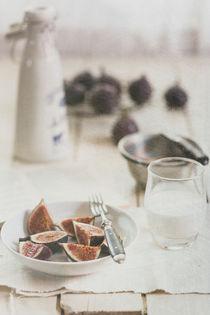 Frühstück mit Feigen by augenblick