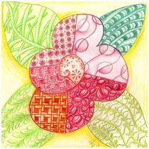 Septemberblume by Tina Boehm