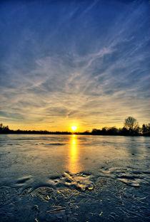 Sonnenuntergang im Winter by maldesowhat