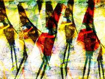 Long legs by Gabi Hampe