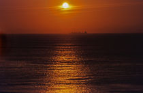 Sunrise at Sea von David Halperin