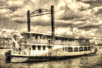 The Elizabethan Paddle Steamer von David Pyatt